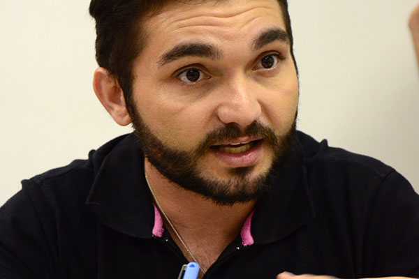 Josivan Barbosa, diretor presidente do Igarn