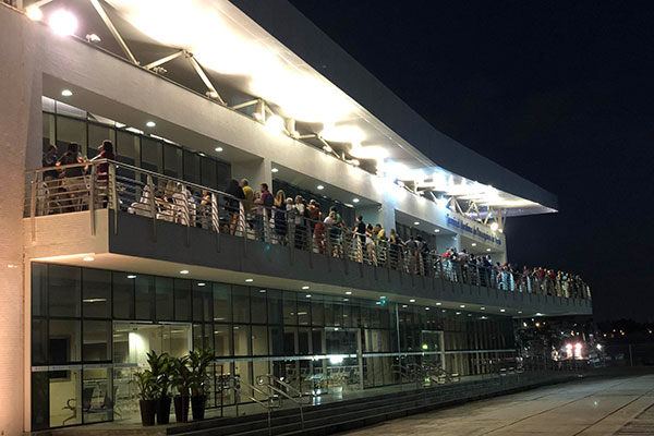 Terminal Marítimo de Passageiros sedia evento gastronômico