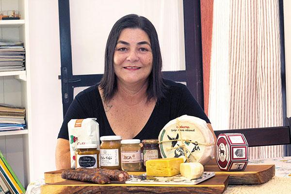 Chef Adriana Lucena serve hoje almoço em homenagem a cozinha da Cidade Alta