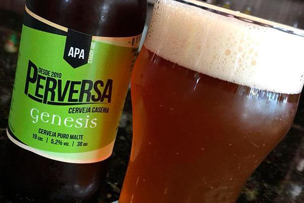 A Perversa é uma American Pale Ale (APA), puro malte, e que contém quatro maltes distintos: Pilsen, Pale Ale, e Caramelos