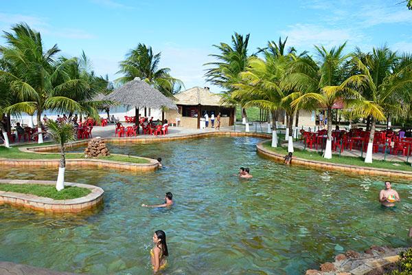 Manoa vai além do parque aquático e oferece outros atrativos