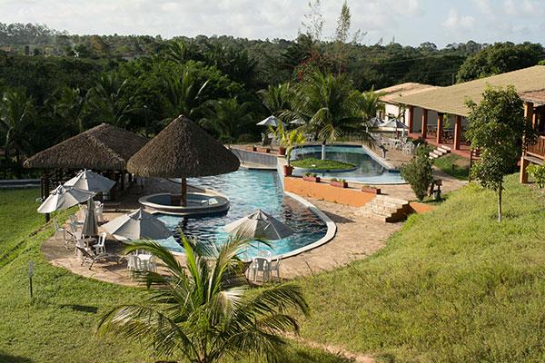 Resort Rio das Garças oferece lazer com paisagem campestre
