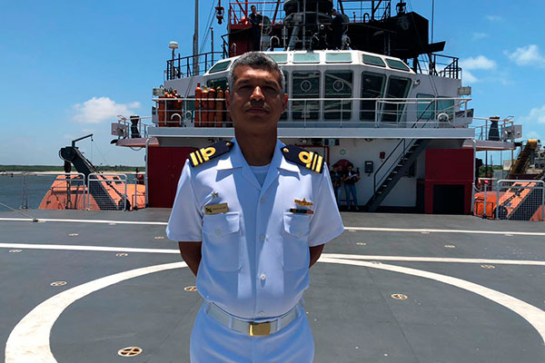 Capitão de Corveta