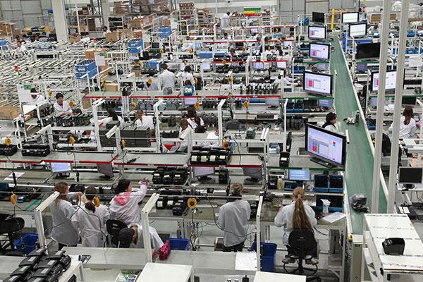 Mesmo com o recuo no segundo trimestre deste ano, a produtividade do trabalho na indústria de transformação cresceu 5,5%