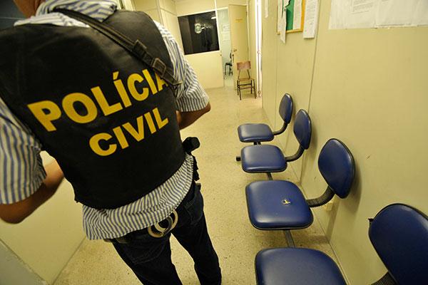 Concurso da Polícia Civil terá, segundo a Searh, 302 vagas, das quais 41 para delegado substituto, 235 vagas para agente e 26 vagas para escrivão