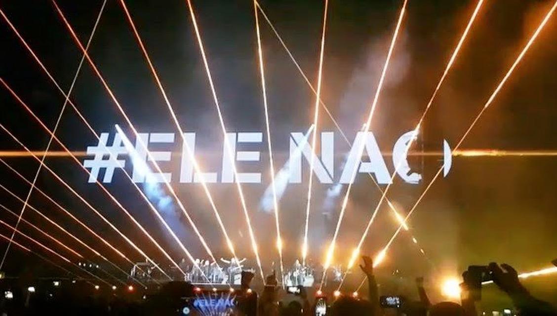 Tom político de show de Roger Waters divide opiniões em São Paulo