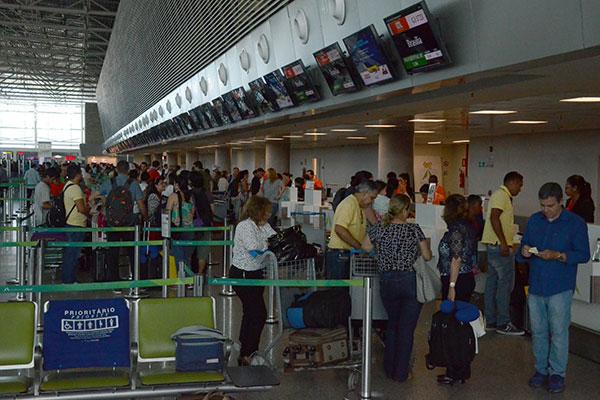 Aeroporto de Natal intensificará operações de pousos e decolagens a partir desta quinta-feira, 11
