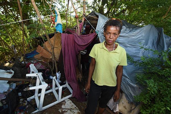 Jéssica da Silva faz parte de uma estatística nada animadora: taxa de pessoas em situação de pobreza extrema cresceu no RN