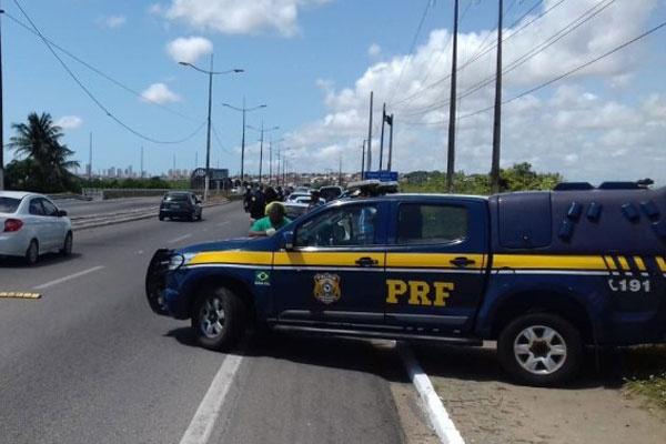 PRF divulga operação de feriado e final de semana denominada Operação Nossa Senhora