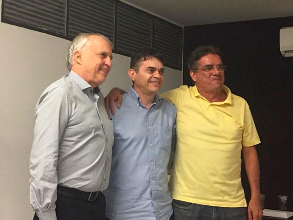 Fernando Suassuna vai formar chapa com Bira Marques, agora com o apoio por Wilson Cardoso