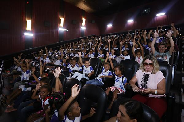 O Festival Internacional de Cinema Infantil é um projeto que exalta essas produções e oferece um mostruário amplo e diverso do que se faz na área ao redor do mundo