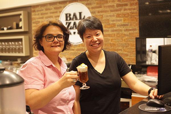Natália Koyama e Ana Paula Alexandria assumiram o antigo Genot e aos poucos foram inserindo sabores e ideias próprias