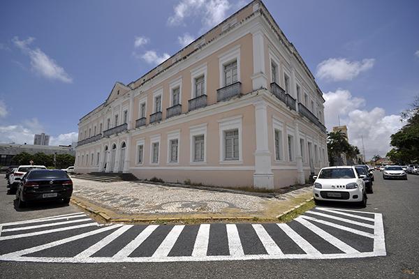Pinacoteca do Rio Grande do Norte, em Natal, está fechada