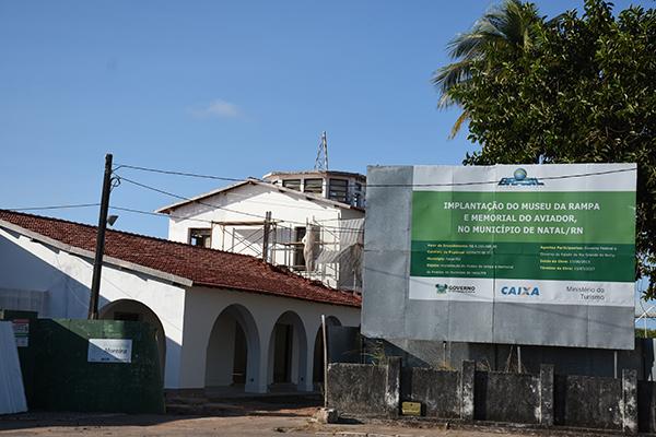 Museu da Rampa deve reabrir no final do mês de novembro