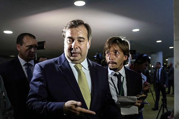 Rodrigo Maia é pressionado para votar a reforma da Previdência