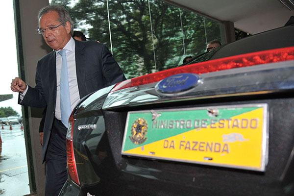 Paulo Guedes disse que o governo Bolsonaro somente apoiará a reforma do governo Temer se ela tiver condições reais de aprovação