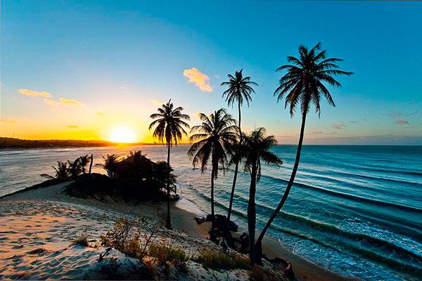 Terra do Mar abrange 410 km de faixa do litoral potiguar
