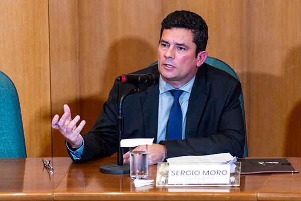 Sergio Moro foi indicado para o Ministério da Justiça pelo presidente eleito