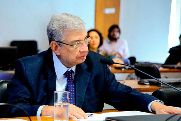 Garibaldi Filho foi o autor do projeto de lei no Senado