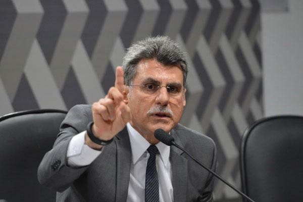 Romero Jucá não conseguiu se reeleger para o Senado em 2019