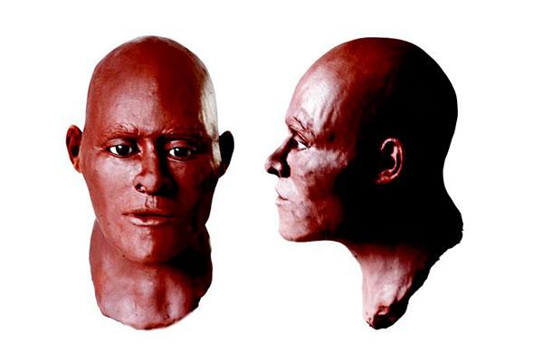 Rosto de Luzia foi redesenhado após pesquisas