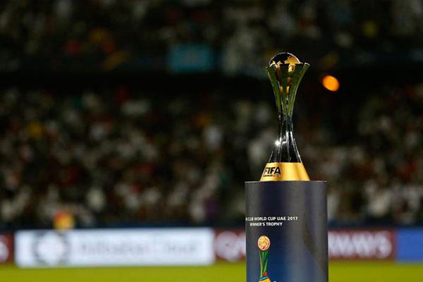 Troféu do Mundial de clubes foi ganho pelo Corinthians em 2012