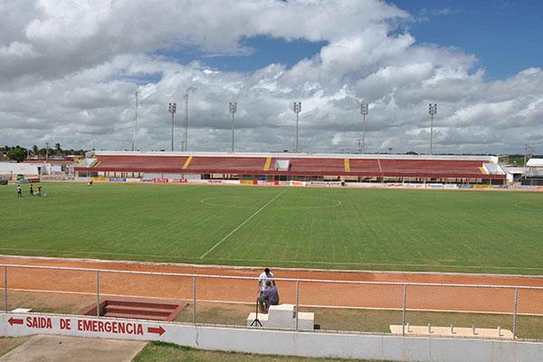 O Nazarenão não foi liberado para jogos da Segunda Divisão