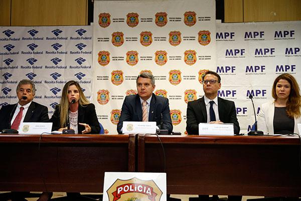 """Procuradores da República afirmam que o esquema transformou a Alerj em uma """"propinolândia"""""""