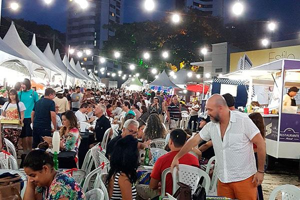 Garajal oferece artesanato criativo e diversão na rua Ângelo Varela