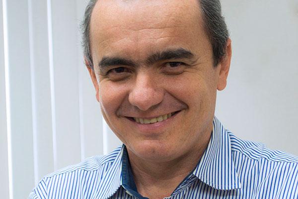 Fernando Pinto, presidente da Unimed Natal