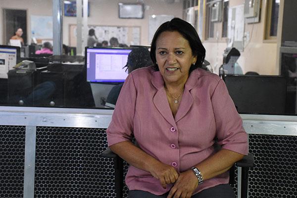 Fátima Bezerra, governadora eleita do Rio Grande do Norte