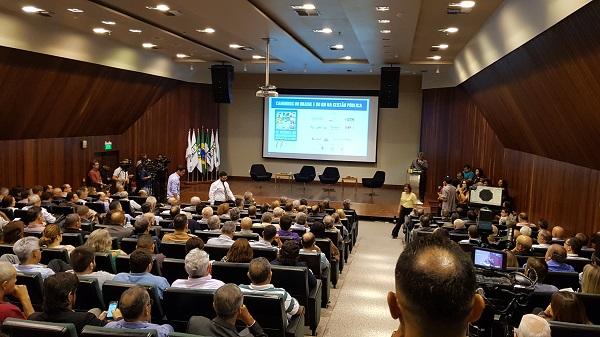 Seminário Motores do Desenvolvimento discute caminhos do Brasil e do RN na gestão pública
