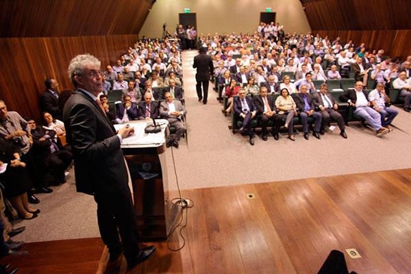 Ricardo Coutinho é um dos palestrantes do seminário Motores do RN