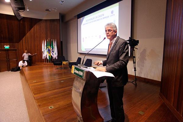 Ricardo Coutinho foi prefeito de João Pessoa e é governador da Paraíba