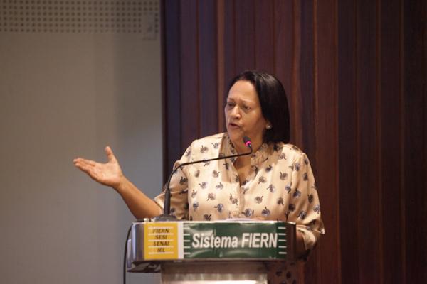 Governadora eleita Fátima Bezerra participou do Seminário Motores do Desenvolvimento