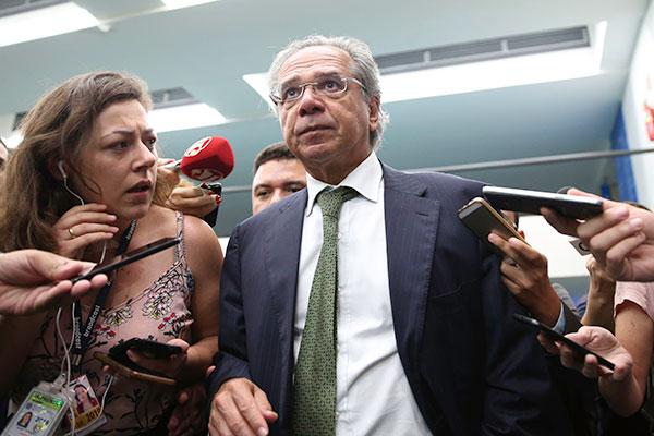 Paulo Guedes fez escolhas da cota pessoal e recomendou as nomeações ao presidente eleito
