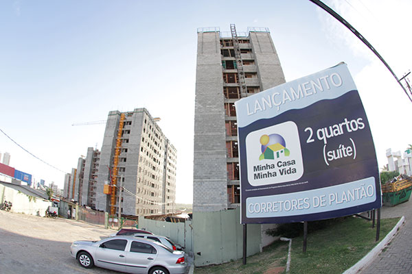 Construção Civil retoma crescimento impulsionada pelo MCMV