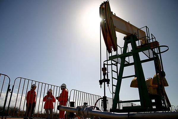 Riacho da Forquilha tem 2.274 poços de petróleo perfurados entre podutivos e não-produtivos