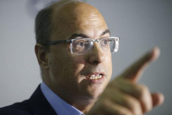O governador eleito do estado do Rio, Wilson Witzel (PSL) afirma que prisão não afetará esquema de transição