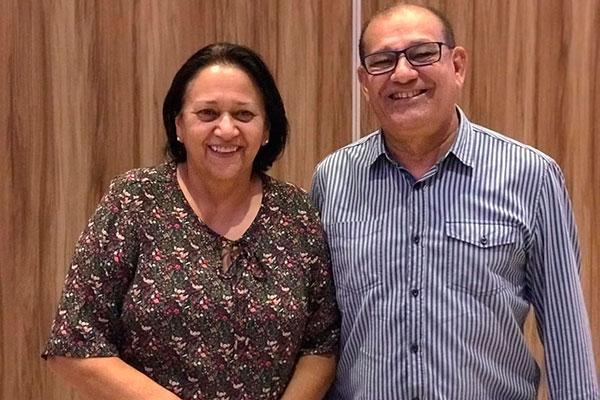 Fátima Bezerra escolhe Getúlia Marques para o secretariado