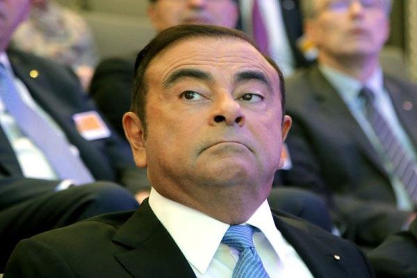 O ex-CEO da Nissa do Brasil, Carlos Ghosn teve a prisão estendida pelo Tribunal de Justiça do Japão