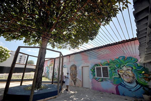 Projeto de grupo de arquitetos promove a restauração e embelezamento útil do Instituto Juvino Barreto