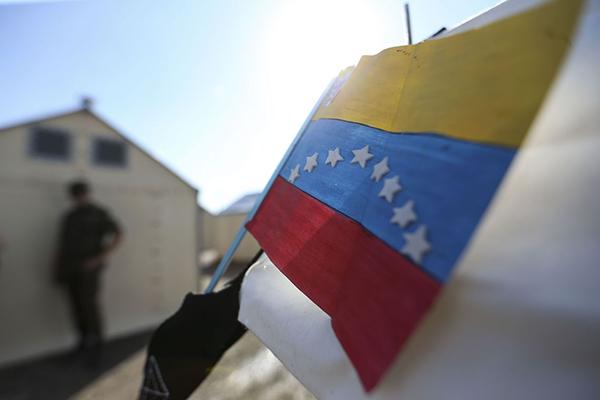 Doação ocorre no momento em que imigrantes venezuelanos buscam refúgio no Brasil
