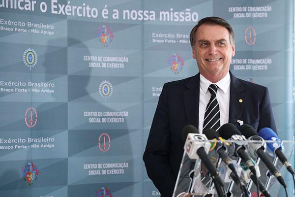 Bolsonaro apontou dificuldades em definir os nomes
