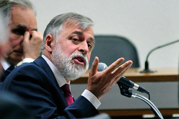 Ex-diretor da Petrobras, Paulo Roberto Costa afirma que não vai comentar assuntos legais
