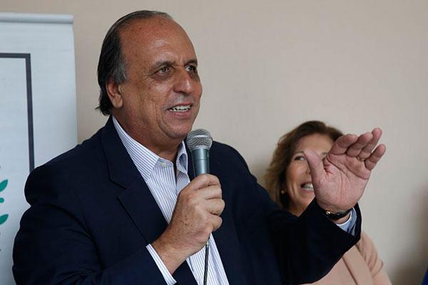 Luiz Fernando Pezão foi acusado de receber R$ 35 milhões