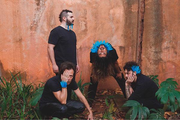 Banda lança o álbum Ruynas, hoje no Tecesol