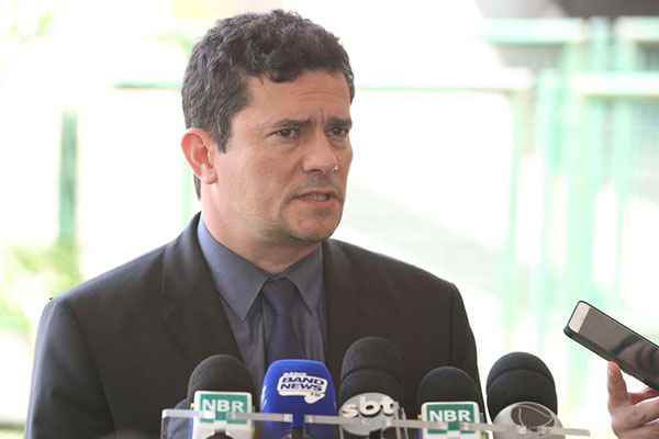 Sérgio Moro - Ministro da Justiça
