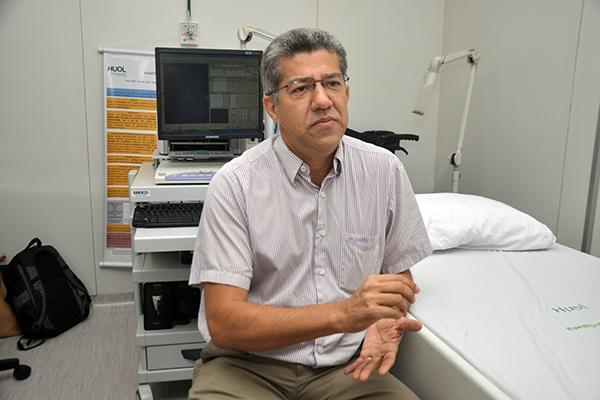Médico potiguar Mário Emílio Dourado estuda casos há mais de 20 anos e explica as características da síndrome no Brasil: crianças e jovens estão mais propensas a ter contato com águas e alimentos contaminados