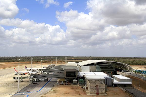 Aeroporto Internacional Governador Aluízio Alves, em São Gonçalo do Amarante
